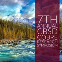 7th Annual CBSD CoBRE Research Symposium