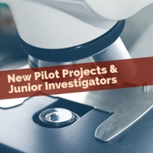 New Pilot Projects and Junior Investigators