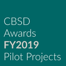CBSD Awards FY2019 Pilot Projects