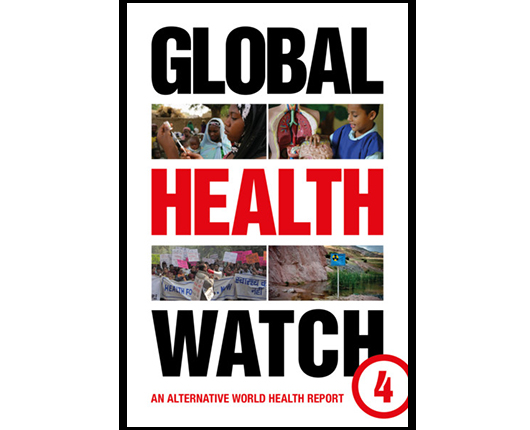 Global Health Watch 4 cover