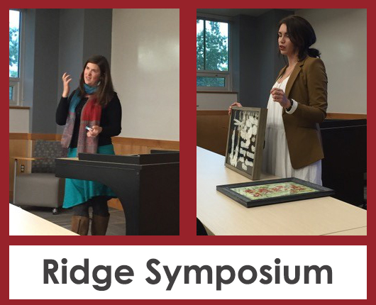 Ridge Scholarship and Symposium