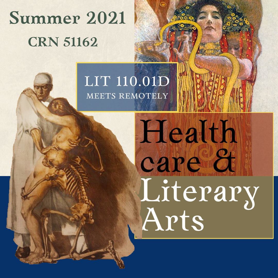 Summer 2021 Medical Humanities Course